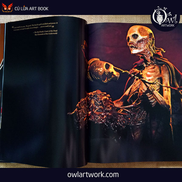 owlartwork-sach-artbook-comic-marvel-capturing-archetypes-2-deluxe-12