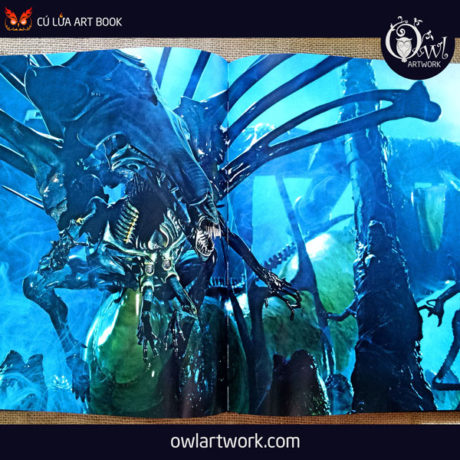 owlartwork-sach-artbook-comic-marvel-capturing-archetypes-2-deluxe-13