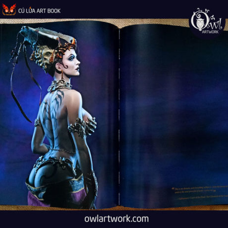 owlartwork-sach-artbook-comic-marvel-capturing-archetypes-2-deluxe-14