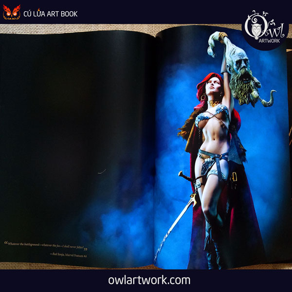 owlartwork-sach-artbook-comic-marvel-capturing-archetypes-2-deluxe-16