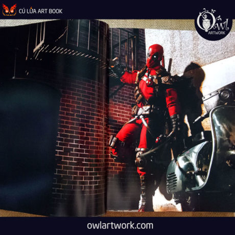 owlartwork-sach-artbook-comic-marvel-capturing-archetypes-2-deluxe-2