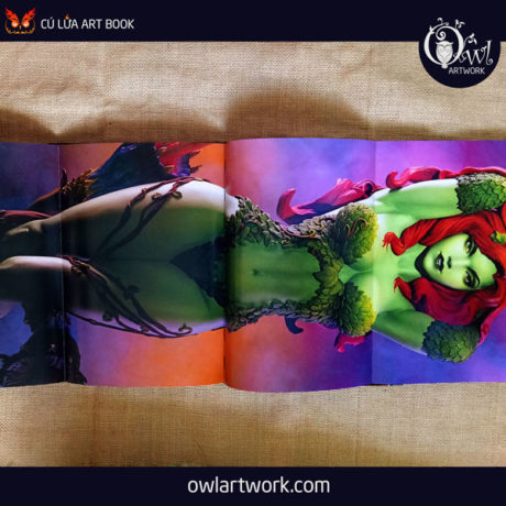 owlartwork-sach-artbook-comic-marvel-capturing-archetypes-2-deluxe-5