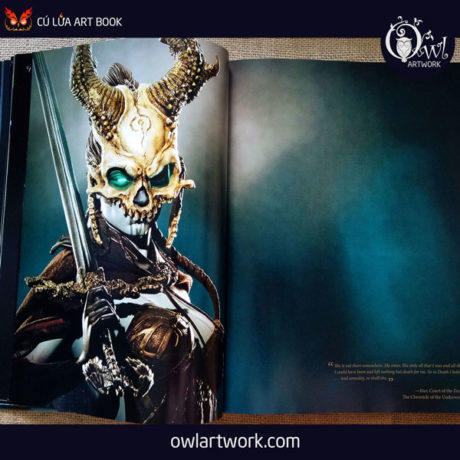 owlartwork-sach-artbook-comic-marvel-capturing-archetypes-2-deluxe-9