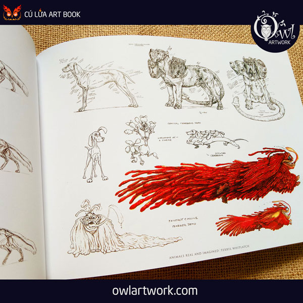 owlartwork-sach-artbook-concept-art-animal-real-and-imagined-12