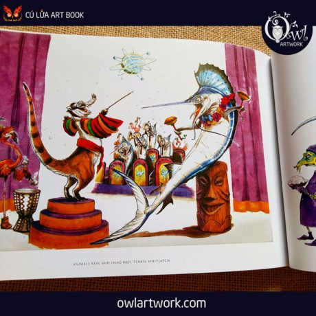 owlartwork-sach-artbook-concept-art-animal-real-and-imagined-17
