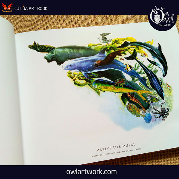 owlartwork-sach-artbook-concept-art-animal-real-and-imagined-2