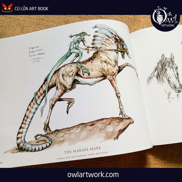 owlartwork-sach-artbook-concept-art-animal-real-and-imagined-8