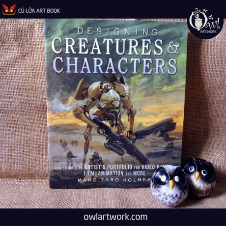 owlartwork-sach-artbook-concept-art-desining-creatures-and-characters-1