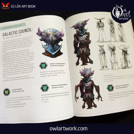 owlartwork-sach-artbook-concept-art-desining-creatures-and-characters-13