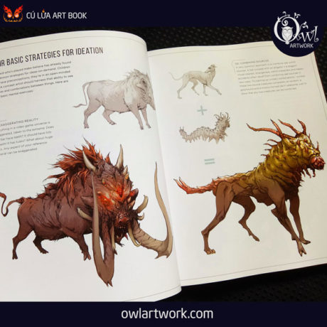owlartwork-sach-artbook-concept-art-desining-creatures-and-characters-6