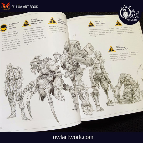 owlartwork-sach-artbook-concept-art-desining-creatures-and-characters-7