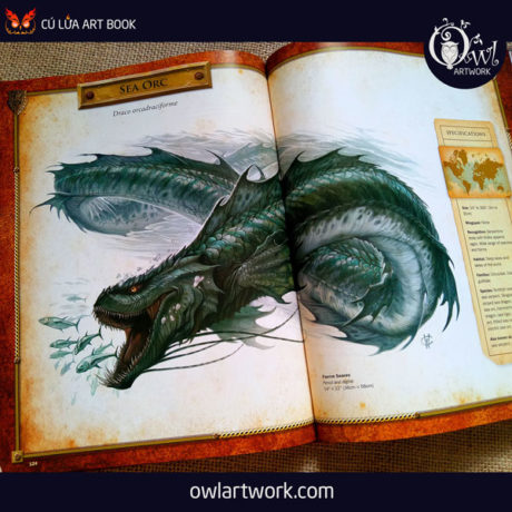 owlartwork-sach-artbook-concept-art-dracopedia-guide-to-drawing-dragons-of-the-world-17