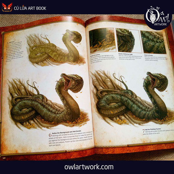 owlartwork-sach-artbook-concept-art-dracopedia-guide-to-drawing-dragons-of-the-world-18