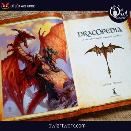 owlartwork-sach-artbook-concept-art-dracopedia-guide-to-drawing-dragons-of-the-world-2