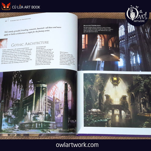 owlartwork-sach-artbook-concept-art-hot-to-draw-and-paint-fantasy-architecture-4