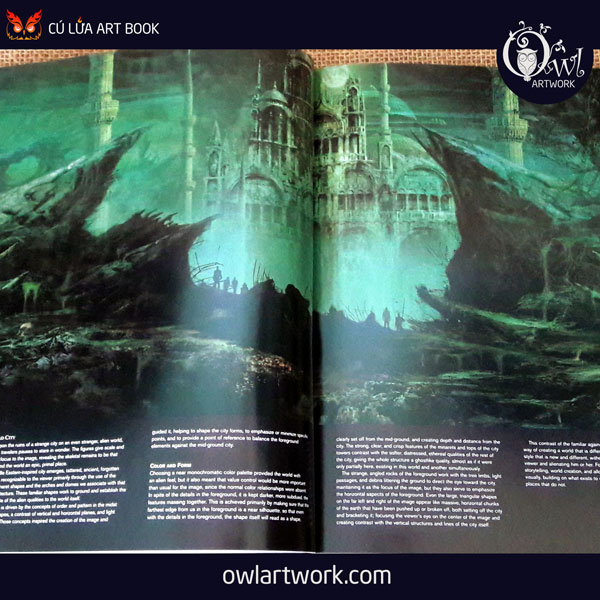 owlartwork-sach-artbook-concept-art-hot-to-draw-and-paint-fantasy-architecture-8