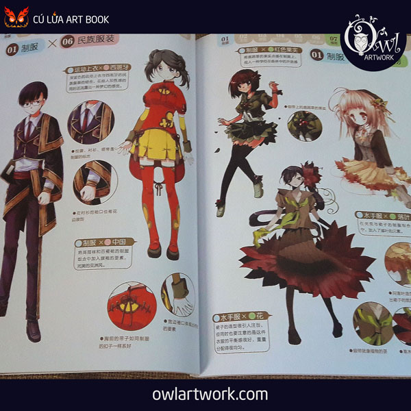 owlartwork-sach-artbook-costume-matrix-design-02-7