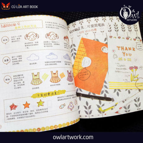 owlartwork-sach-artbook-day-ve-123-sketch-diary-365-days-6