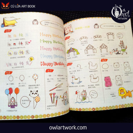 owlartwork-sach-artbook-day-ve-123-sketch-diary-365-days-7