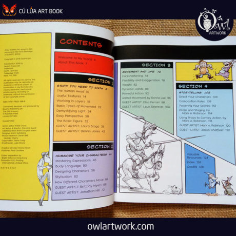 owlartwork-sach-artbook-day-ve-draw-action-250-ways-to-get-movement-2
