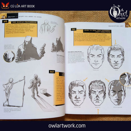 owlartwork-sach-artbook-day-ve-draw-action-250-ways-to-get-movement-6