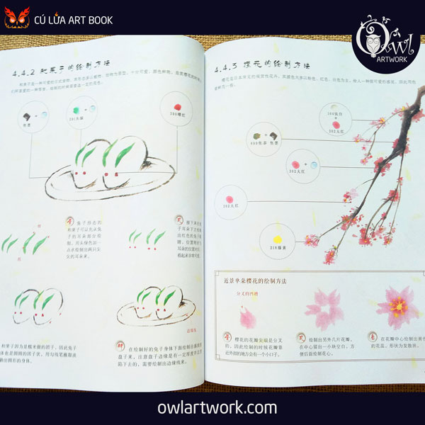 owlartwork-sach-artbook-day-ve-ky-thuat-ve-mau-nuoc-thien-nhien-10