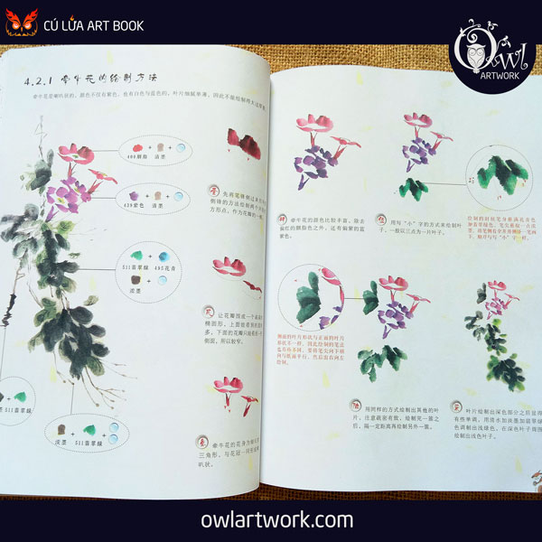 owlartwork-sach-artbook-day-ve-ky-thuat-ve-mau-nuoc-thien-nhien-8