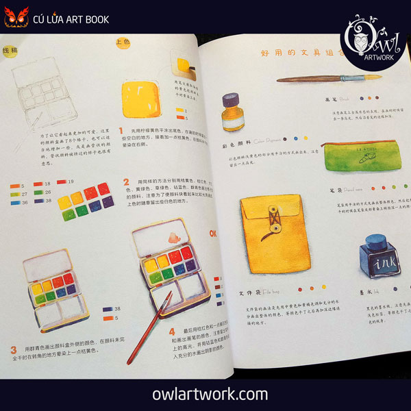 owlartwork-sach-artbook-day-ve-mau-nuoc-co-ban-10