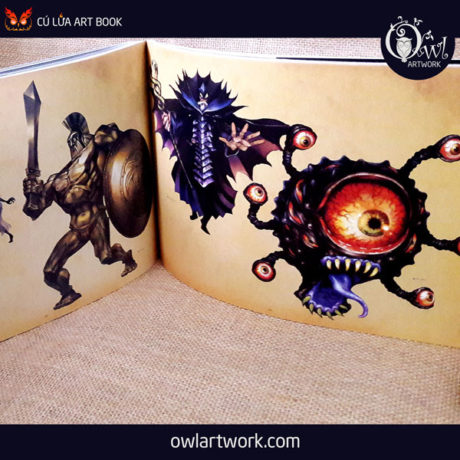 owlartwork-sach-artbook-game-dragon-crown-16