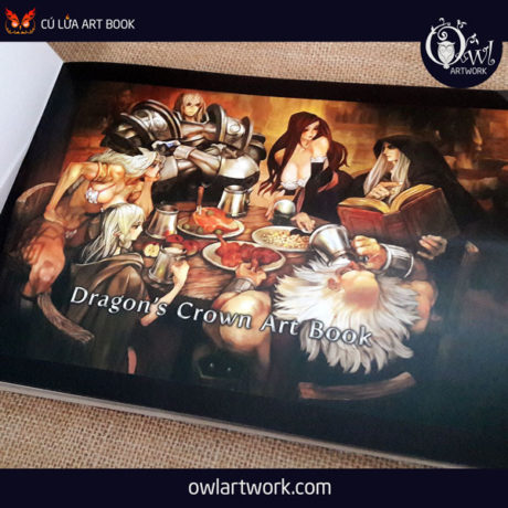 owlartwork-sach-artbook-game-dragon-crown-2
