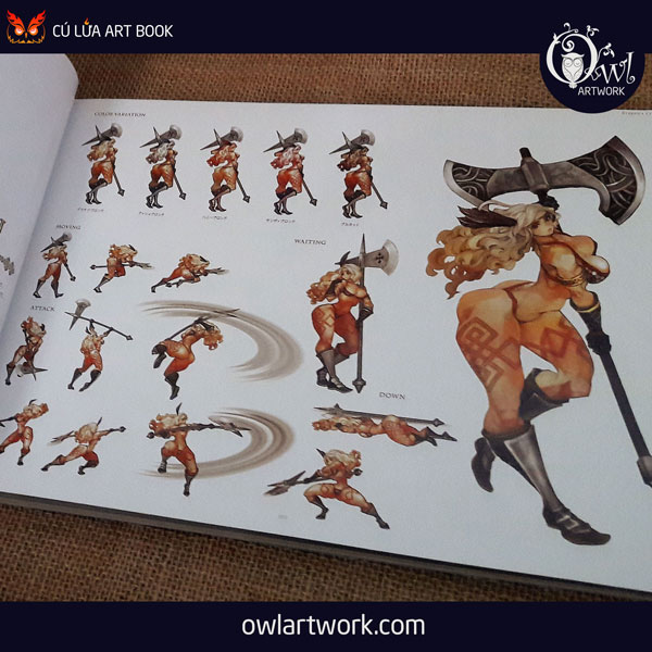 owlartwork-sach-artbook-game-dragon-crown-4