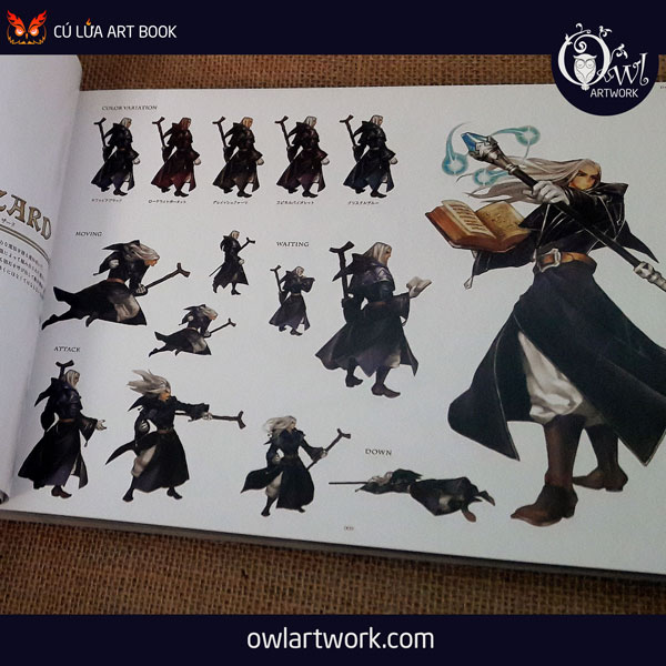 owlartwork-sach-artbook-game-dragon-crown-5