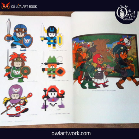 owlartwork-sach-artbook-game-dragon-quest-illustration-20th-10