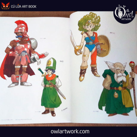 owlartwork-sach-artbook-game-dragon-quest-illustration-20th-11