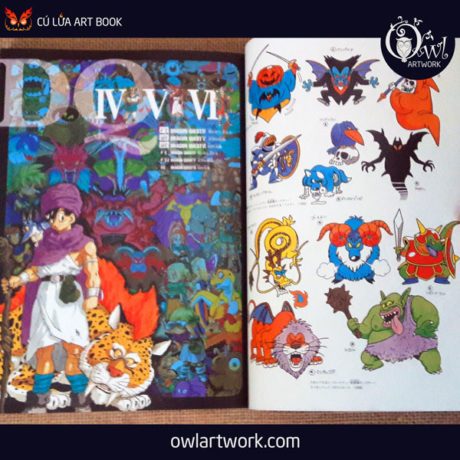 owlartwork-sach-artbook-game-dragon-quest-illustration-20th-12