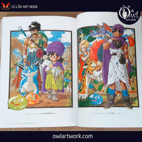 owlartwork-sach-artbook-game-dragon-quest-illustration-20th-2