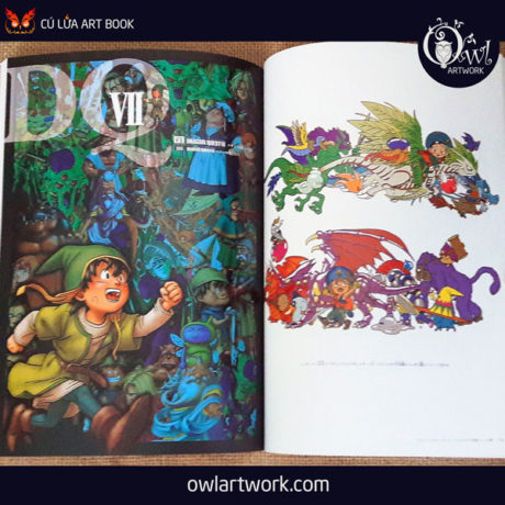 owlartwork-sach-artbook-game-dragon-quest-illustration-20th-7