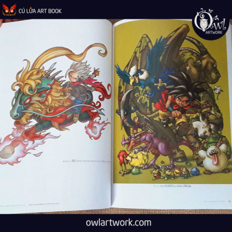 owlartwork-sach-artbook-game-dragon-quest-illustration-20th-8