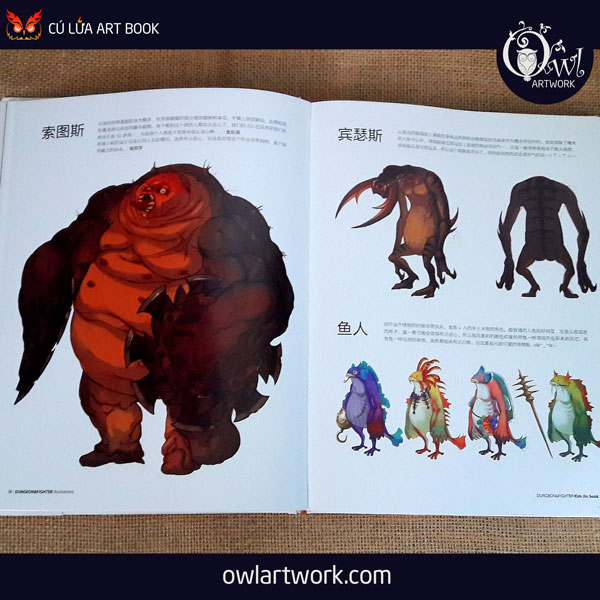 owlartwork-sach-artbook-game-dungeon-white-8