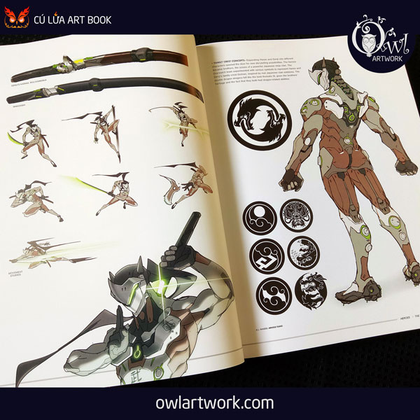 the art of overwatch book pdf