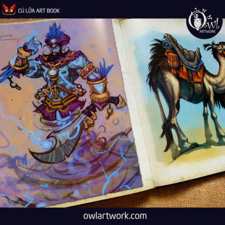 owlartwork-sach-artbook-game-world-of-warcraft-cataclysm-16