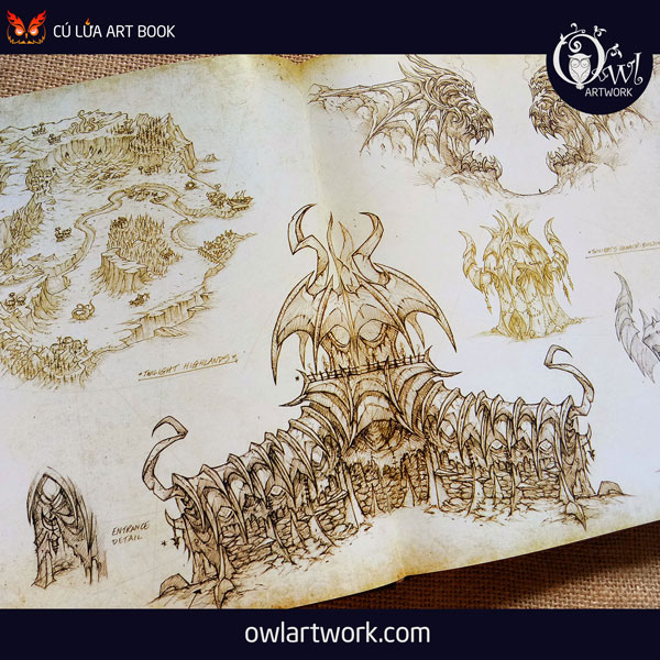 owlartwork-sach-artbook-game-world-of-warcraft-cataclysm-6