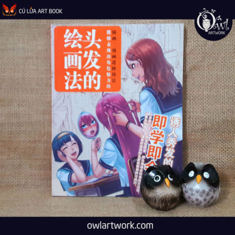 owlartwork-sach-artbook-hair-collection-1