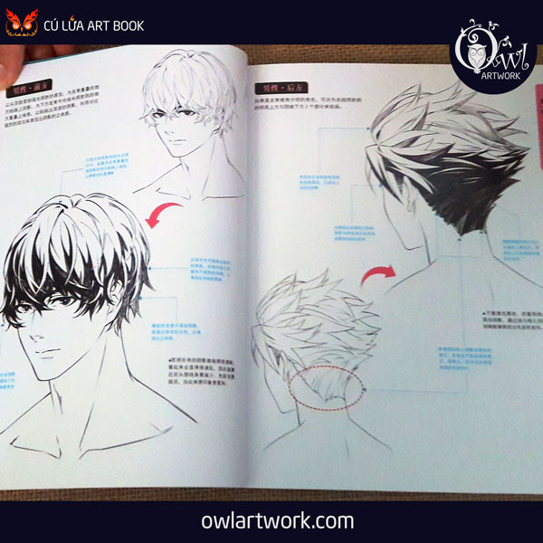 owlartwork-sach-artbook-hair-collection-5