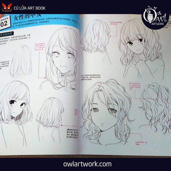 owlartwork-sach-artbook-hair-collection-8