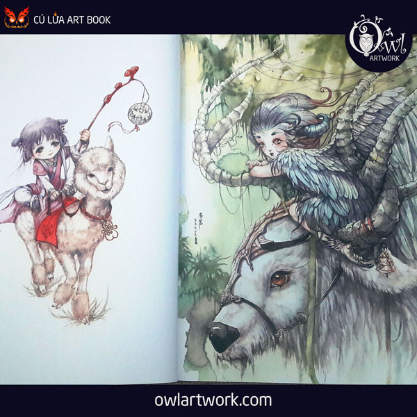 owlartwork-sach-artbook-trung-quoc-lee-kun-illustration-4