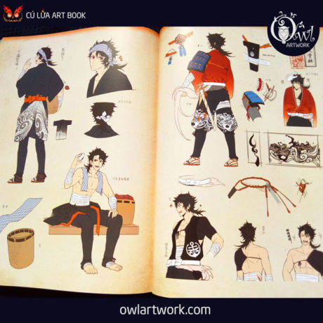owlartwork-sach-artbook-dam-my-touken-ranbu-kenran-zuroku-12