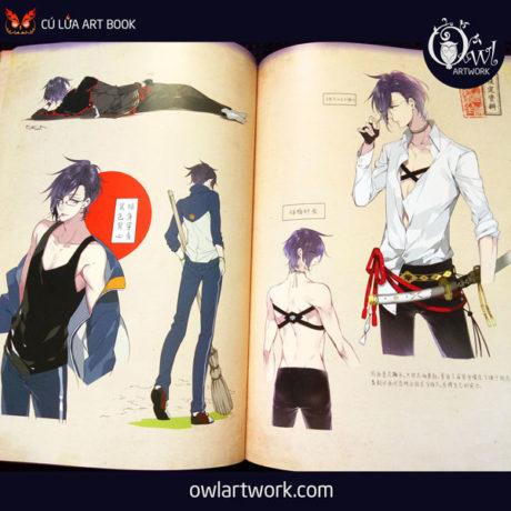 owlartwork-sach-artbook-dam-my-touken-ranbu-kenran-zuroku-13