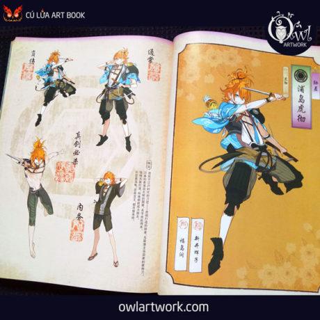 owlartwork-sach-artbook-dam-my-touken-ranbu-kenran-zuroku-7