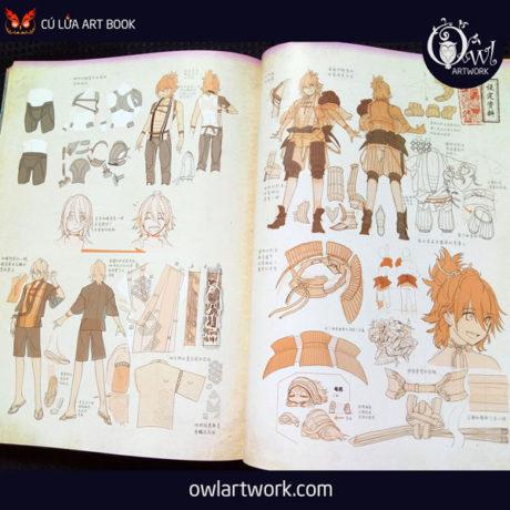 owlartwork-sach-artbook-dam-my-touken-ranbu-kenran-zuroku-8